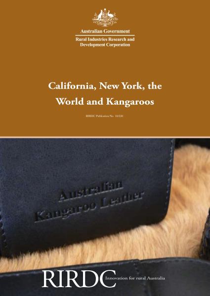 California, New York, the World and Kangaroos - image