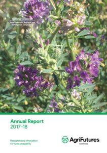 AgriFutures Australia Annual Report 2017-2018 - image