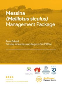 Messina (Melilotus siculus) Management Package - image