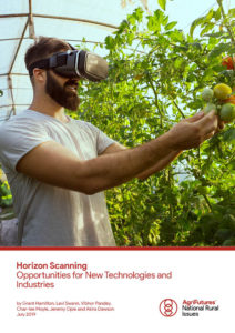 Horizon Scanning Opportunities for New Technologies and Industries - image