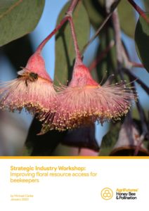 Strategic Industry Workshop: Improving floral resource access for beekeepers - image