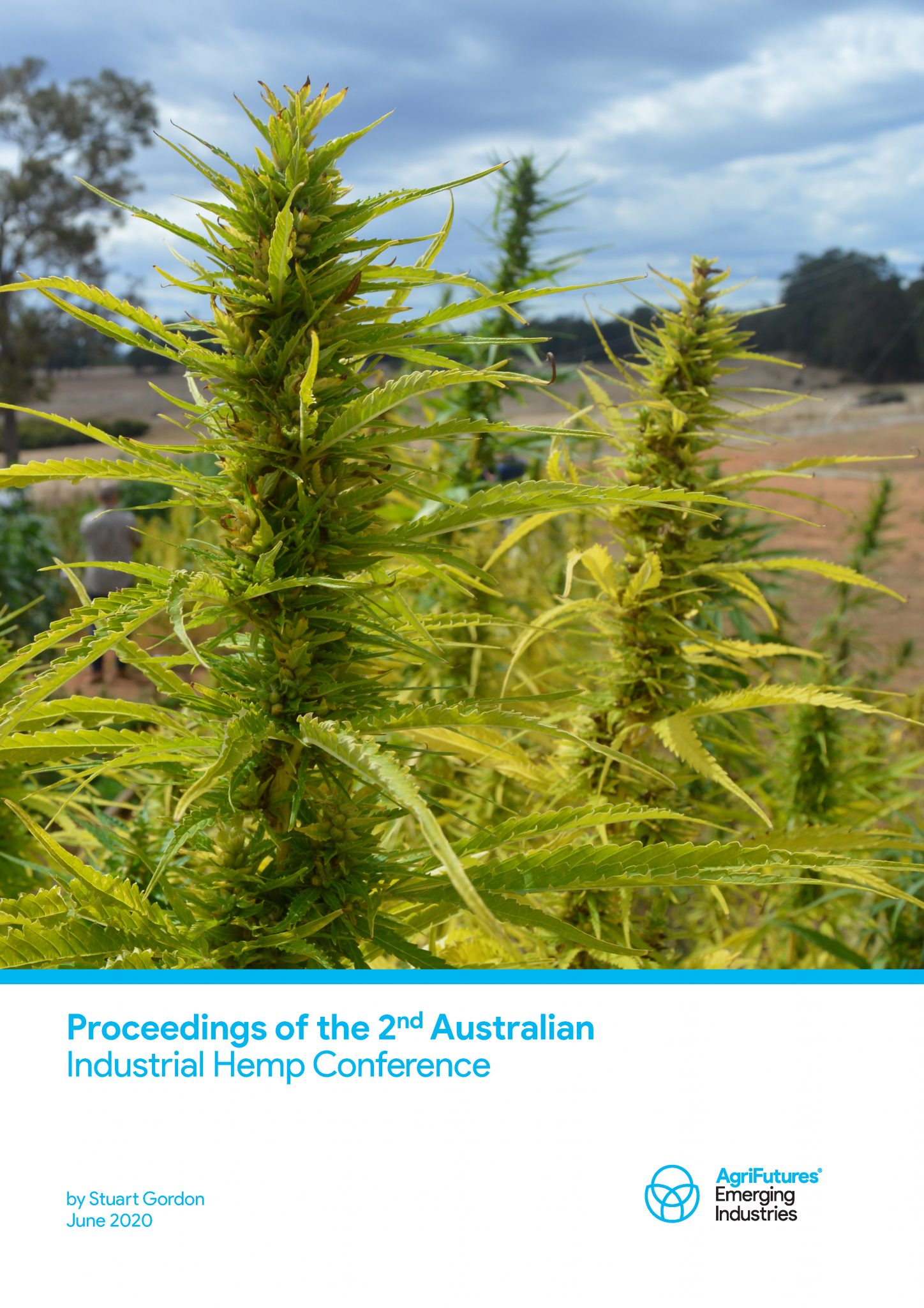 Proceedings of the 2nd Australian Industrial Hemp Conference 2020 - image