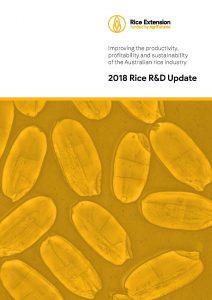 2018 Rice R&D Update - image