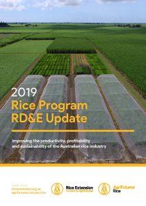 2019 Rice Program RD&E Update - image