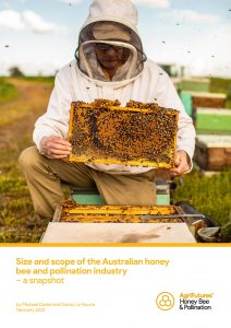 Size and scope of the Australian honey bee and pollination industry – a snapshot - image