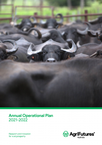 AgriFutures Australia Annual Operational Plan 2021-2022 - image
