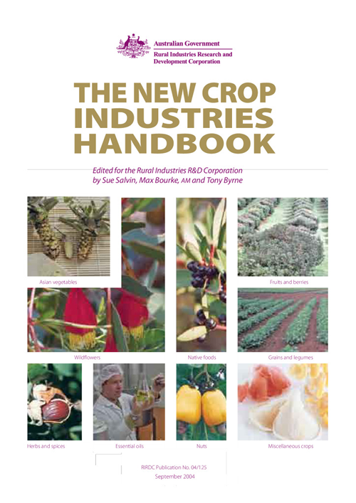 New Crop Industries Handbook - image