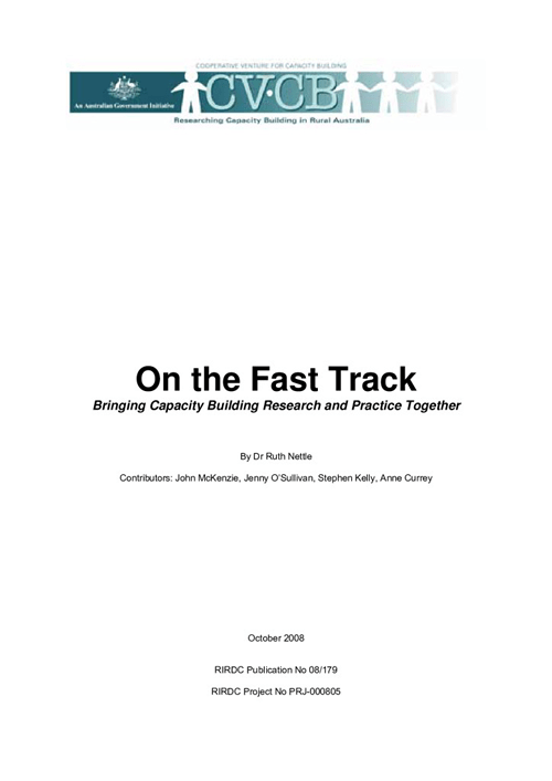 On the Fast Track - image