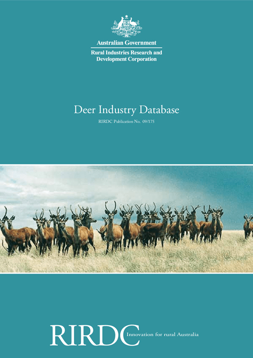 Deer Industry Database - image
