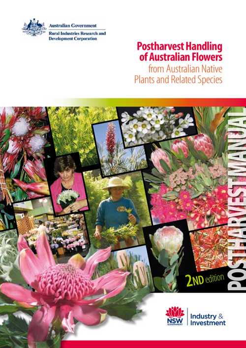 Postharvest Handling of Australian Flowers from Australian Native Plants and Related Species - image