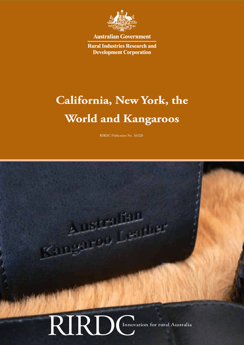 California, New York, the World and Kangaroos - image