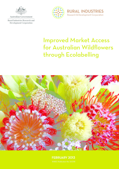 Improved Market Access for Australian Wildflowers through Ecolabelling - image