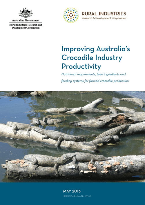 Improving Australia's Crocodile Industry Productivity - image