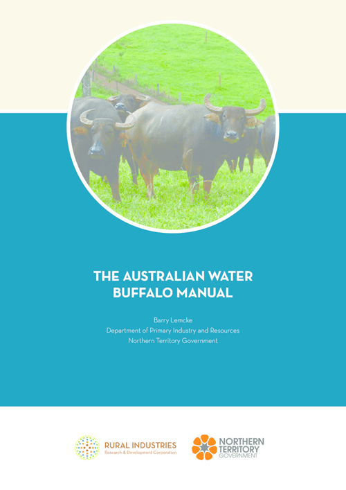The Australian Water Buffalo Manual - image